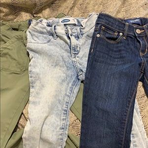Set of 3 jeans! Really good condition